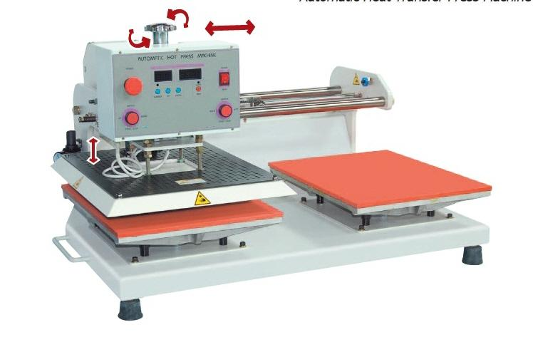 AM-1500 HP , Heat Transfer Press Machine