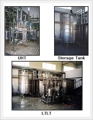 Dairy Facilities