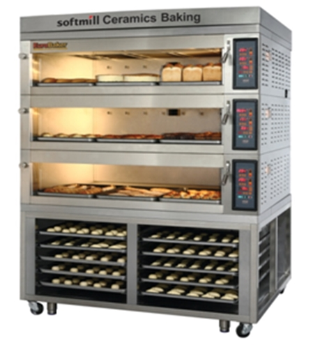 Deck oven series  Made in Korea