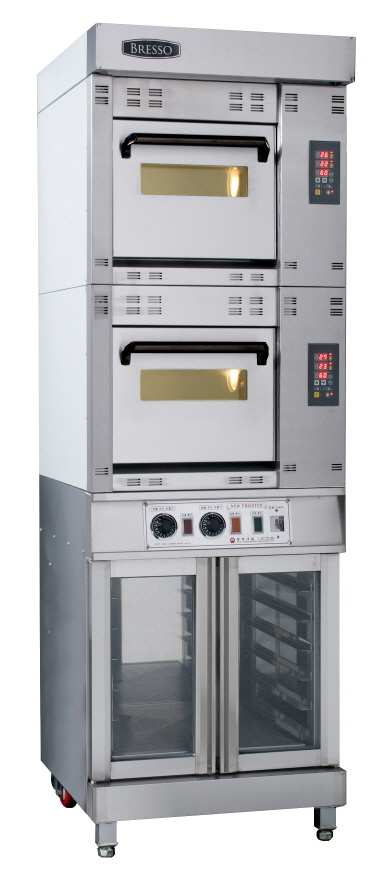 MINI COMBINATION PROOFER & DECK OVEN  Made in Korea