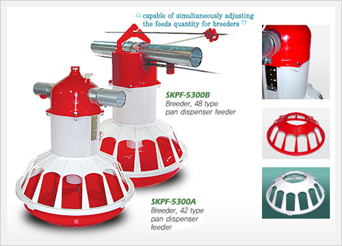 Pan Dispenser Feeding Systems for Floor Br...