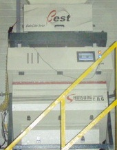 SAMSUNG ENG Grain Color Sorter BEST-CH60