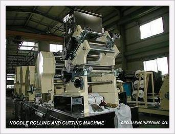 Sheeting Machine For Noodle