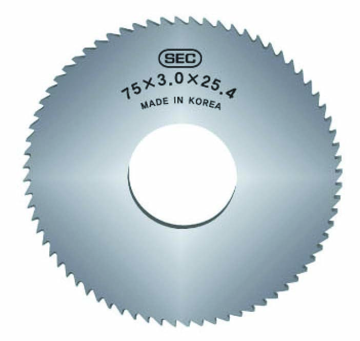 Carbide Metal Slitting Saw