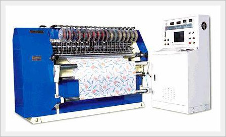 Compuaterized Spangle Transfer Machine