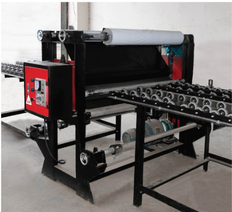 Laminator coating machine