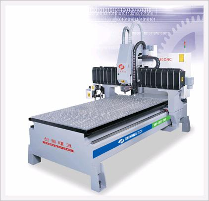 CNC PC Carving and PLASMA-Cutting Machine