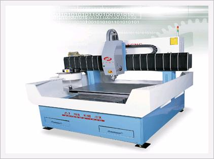 CNC PC Router for MOCK-UP Machine