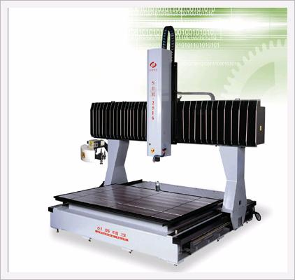 CNC PC Wooden Pattern Router Machine