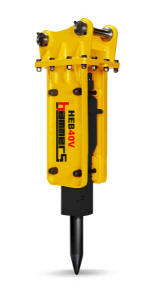 HAMMERS_Hydraulic Breaker/ Hammers_HEB40V,...  Made in Korea