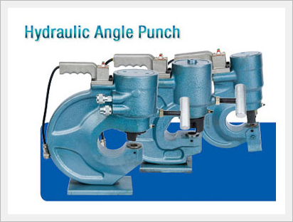 Hydraulic Angle Punch
