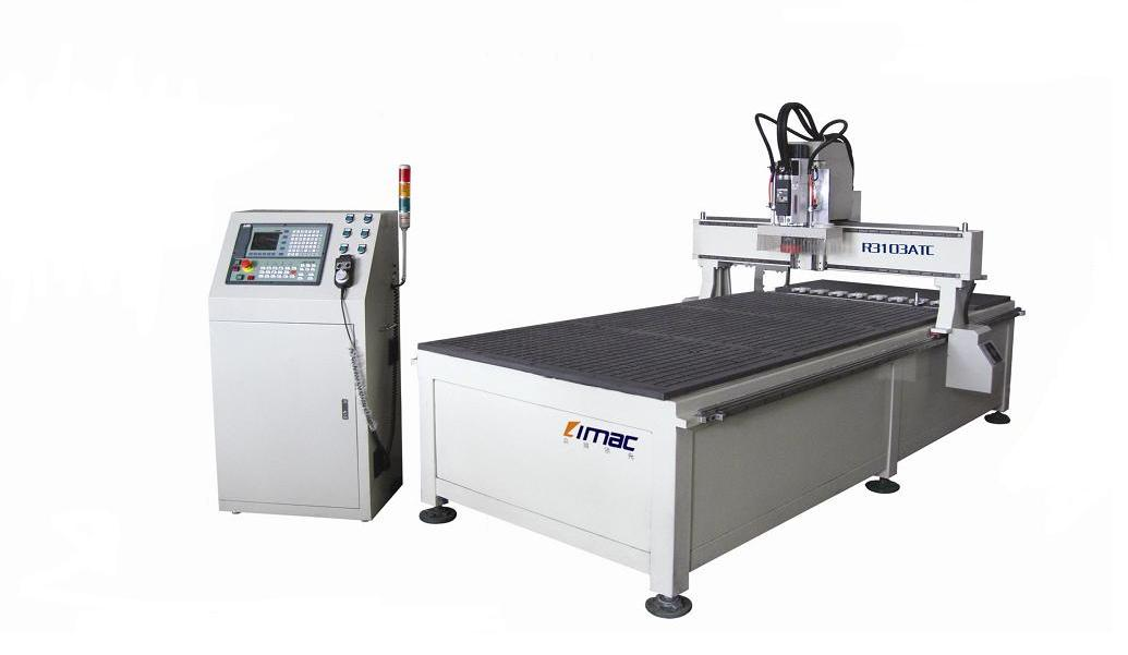 LIMAC R3204ATC CNC Router tool changer
