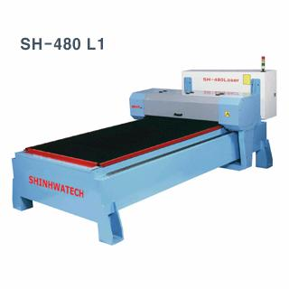 SH-480Laser1 CNC Laser Cutting Machine