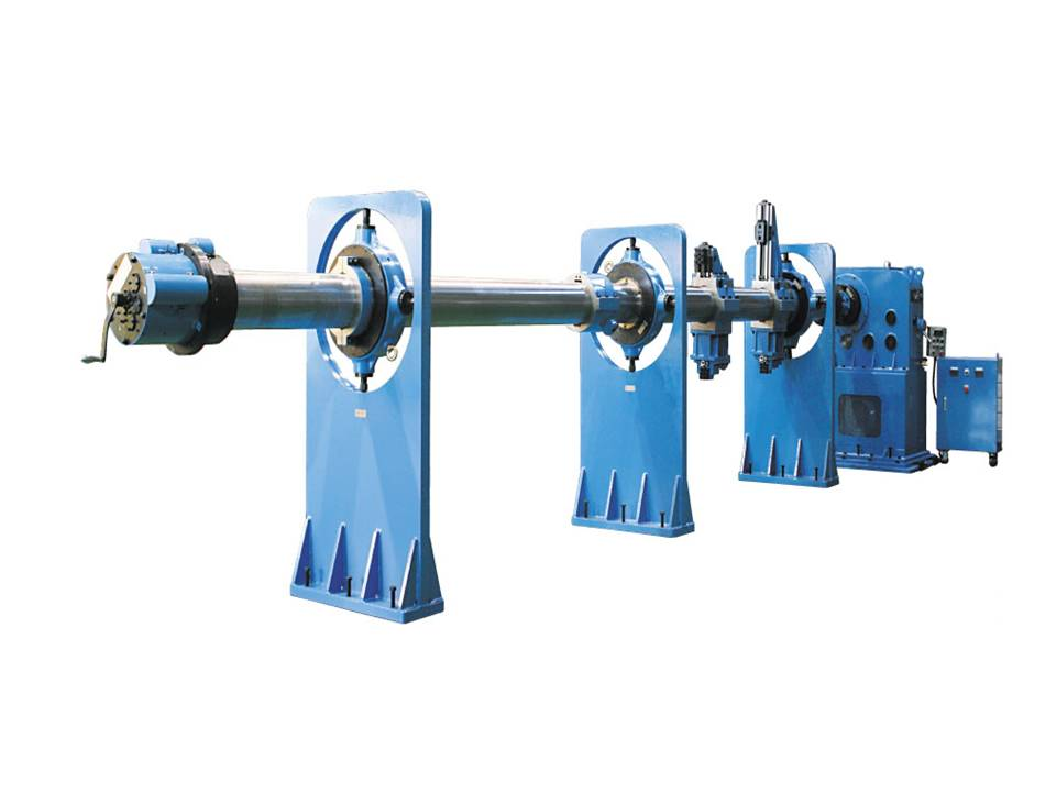Portable Boring Machines for Rudder Castin...