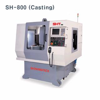 SH-800 CNC Engraving Machine for Mock-up (...
