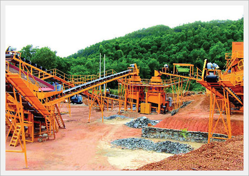 Crushing Plant  Made in Korea