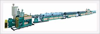 3-Layer Pipe Extrusion Lines
