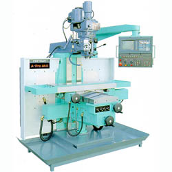A-PRO MILL, CNC milling machine