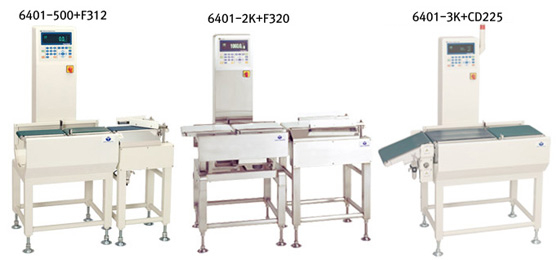 Auto Check Weigher (6401 Series)