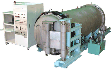 Autoclaves for binding glass & LCD film