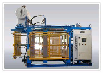 Automatic Vacuum EPS Shape Molding Machine Manufacturers