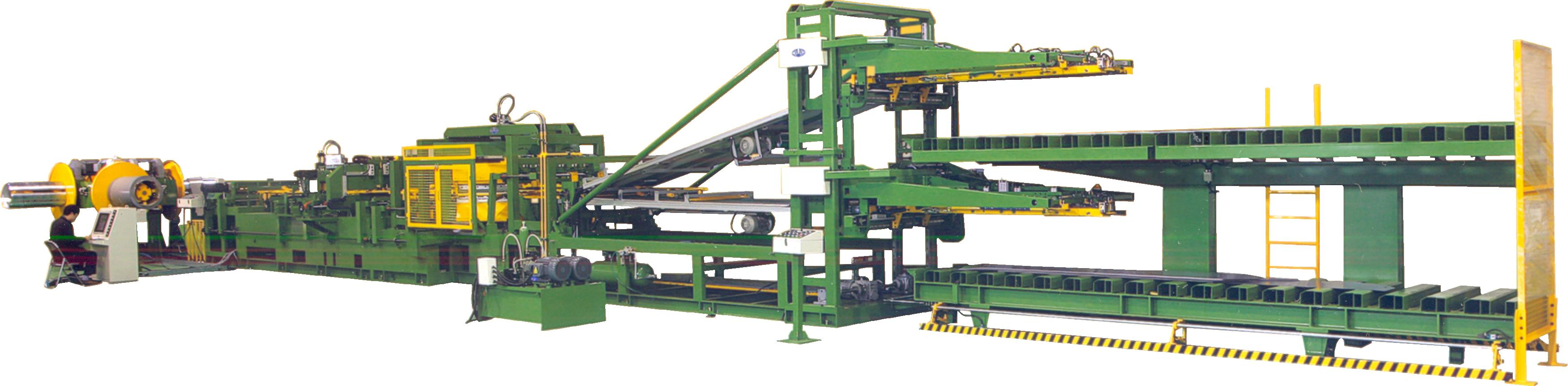 Core Cut to Length Machine