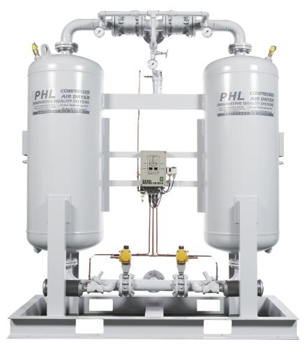 Desiccant Air Dryer  Heatless type. Desiccant Air Dryer  Heatless type Manufacturers Desiccant Air