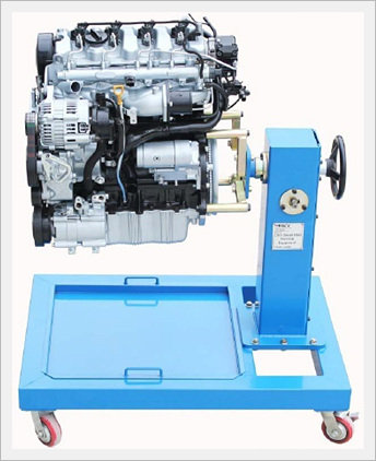 Diesel ENG Practice Equipment, 4-Cylinder ...