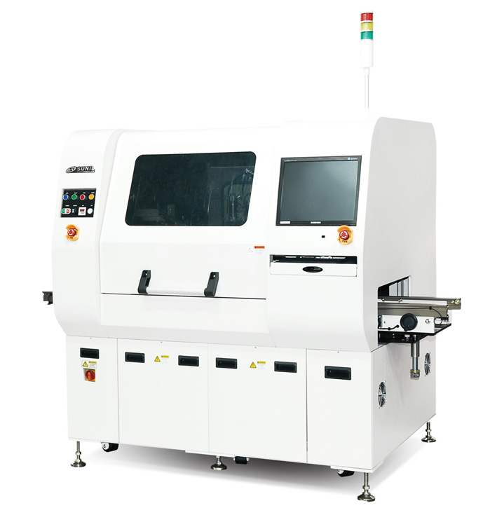 Eyelet Insertion Machine