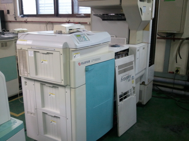 FUJI Frontier F-355 Digital Minilab with S...