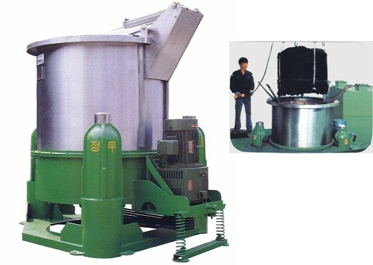 Fiber Extractor  Made in Korea