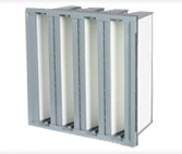 GAS TURBINE FILTER-PANEL TYPE