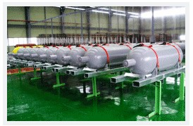 HIGH PURITY GAS CYLINDER