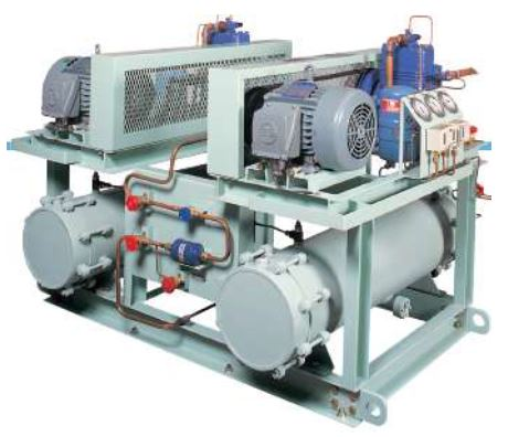 HVAC System for Marine  Made in Korea