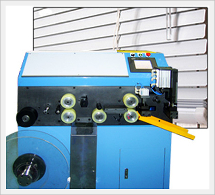 Half Auto Aluminum Blind Machine