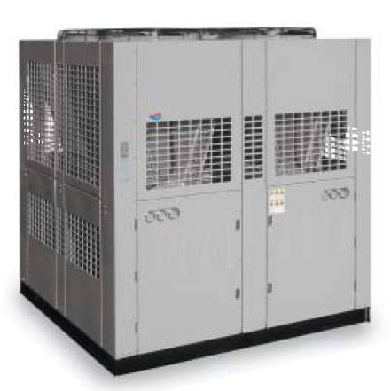 Integrated Air-Cooled Chiller-CW Type