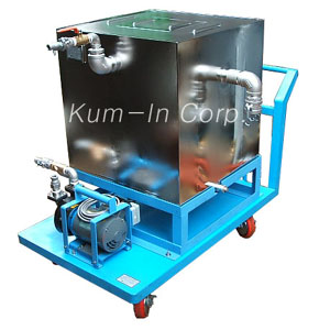 Integrated Oil/Water Separator, Pack-Type ...