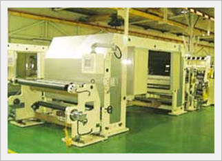 Laminating & Slitting M/C