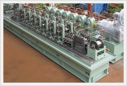 Mild Steel Tube Mill Line