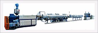 Mono-Layer PE Pipe Extrusion Lines