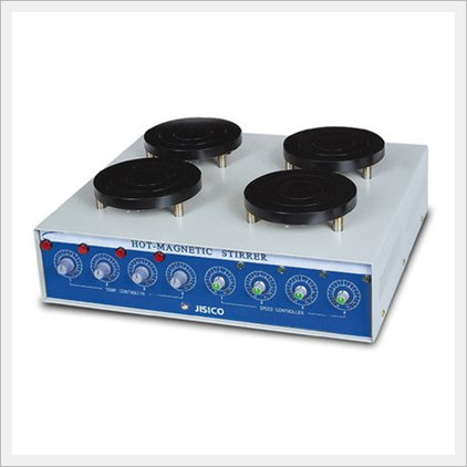 Multi Hot-plate Magnetic Stirrer ( J-MS4, ...