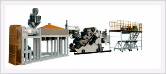 PP/PS 2-Layer Sheet Extrusion Lines