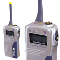 Portable gas detector(SD-1000N)