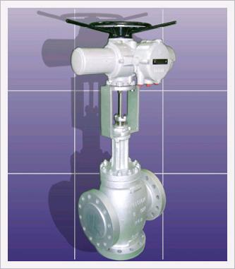 Reciprocating Stem Control Valve