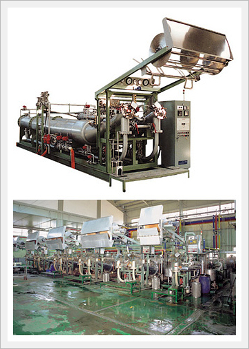 Reelless Rapid Jet Dyeing Machine (Rapid U...