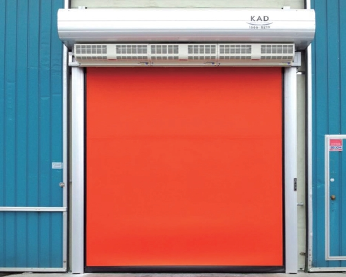 SPEED DOOR_ KAD-2000A, C?a cu?n nhanh, c?a...  Made in Korea