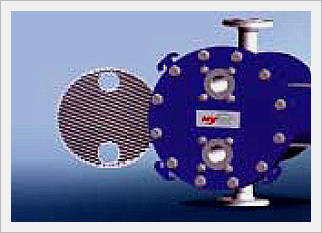 Shell & Plate Heat Exchanger