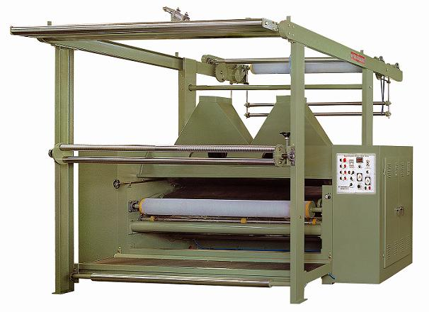 Single polishing machine