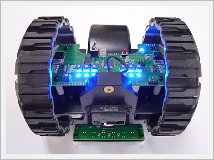 Small Platform Mobile Robot