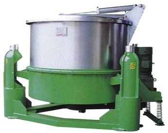 Textile Extractor  Made in Korea